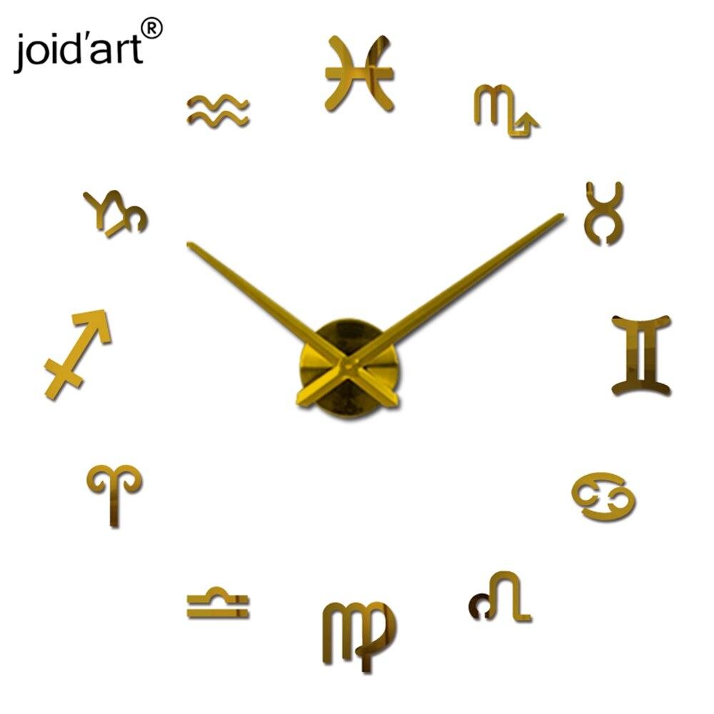 2020 nuevo reloj de pared de acrílico reloj de cuarzo sala de estar - Decoración del hogar