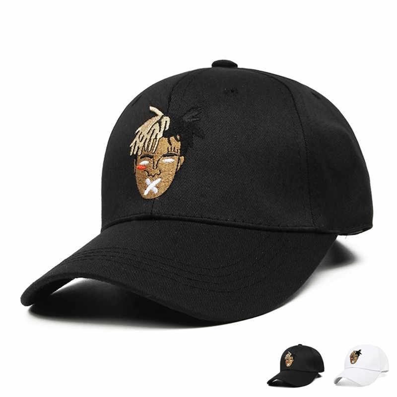 Singer xxxtentacion Dreadlocks Snapback Hat For Men Women HipHop Dad Hat  Casual Baseball Cap Bone Garros d2133b61112f