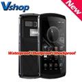 Original Victor iMAN 4G LTE Móvil A Prueba de agua Teléfono Android 6.0 MT6755 8 Core 2.0 GHz ROM 64 GB RAM 4 GB Teléfono Inteligente de la Huella Digital OTG