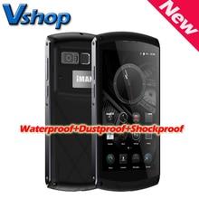 Оригинал iman виктор 4 г lte водонепроницаемый мобильный телефон android 6.0 MT6755 8 Core 2.0 ГГц ROM 64 ГБ RAM 4 ГБ Смартфон Отпечатков Пальцев OTG