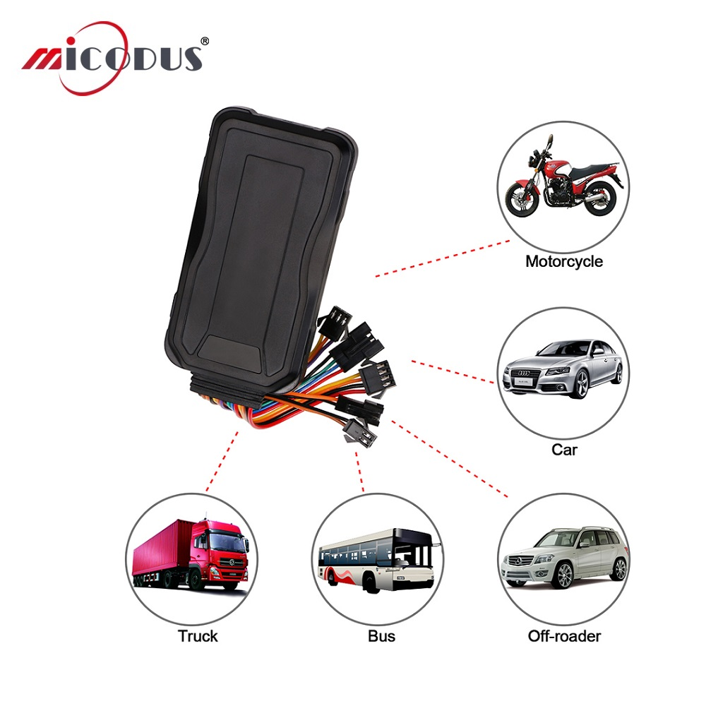 US $67 88 20% OFF 3G GPS Tracker Car Voice Monitor Spy Tele cut Off  GeoFence Vibration Alarm GSM Locator GT06E Realtime SOS ACC Detection 9  36V-in GPS