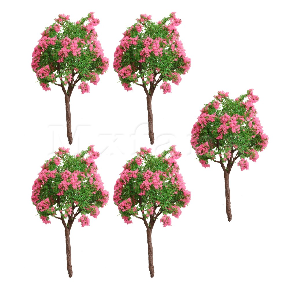 Popular Brand Mxfans Ag03-411 Architecture Buidling Sand Table Landscape Model Flower Trees For Environmental Greening Plant Scene Layout Pack To Clear Out Annoyance And Quench Thirst Toys & Hobbies
