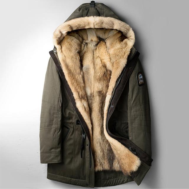 Que significa abrigos de piel