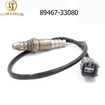 2 piezas 89467-33080 O2 la relación aire/combustible de Sensor para Toyota Camry Scion tC 2.4L Lexus 3.5L 89467, 33080,8946733080 ¡234, 9044,2349044