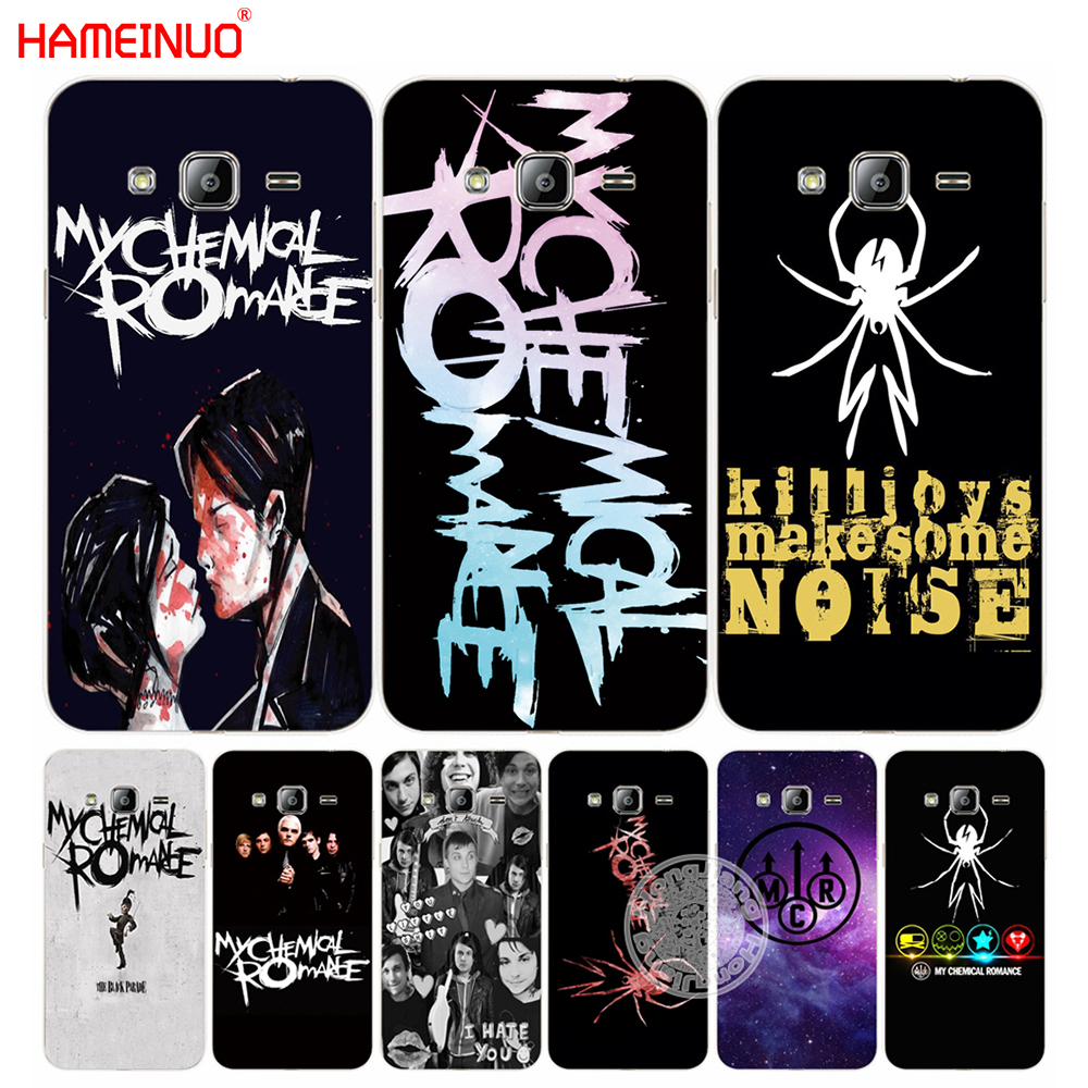 HAMEINUO My Chemical Romance cover phone case for Samsung Galaxy J1 J2 J3 J5 J7 MINI ACE 2016 2015