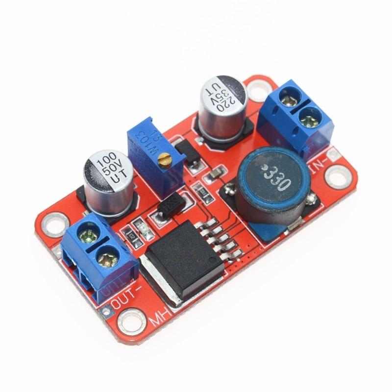 2pcs LM2577 DC-DC Adjustable boost Step-up Power supply Converter Module