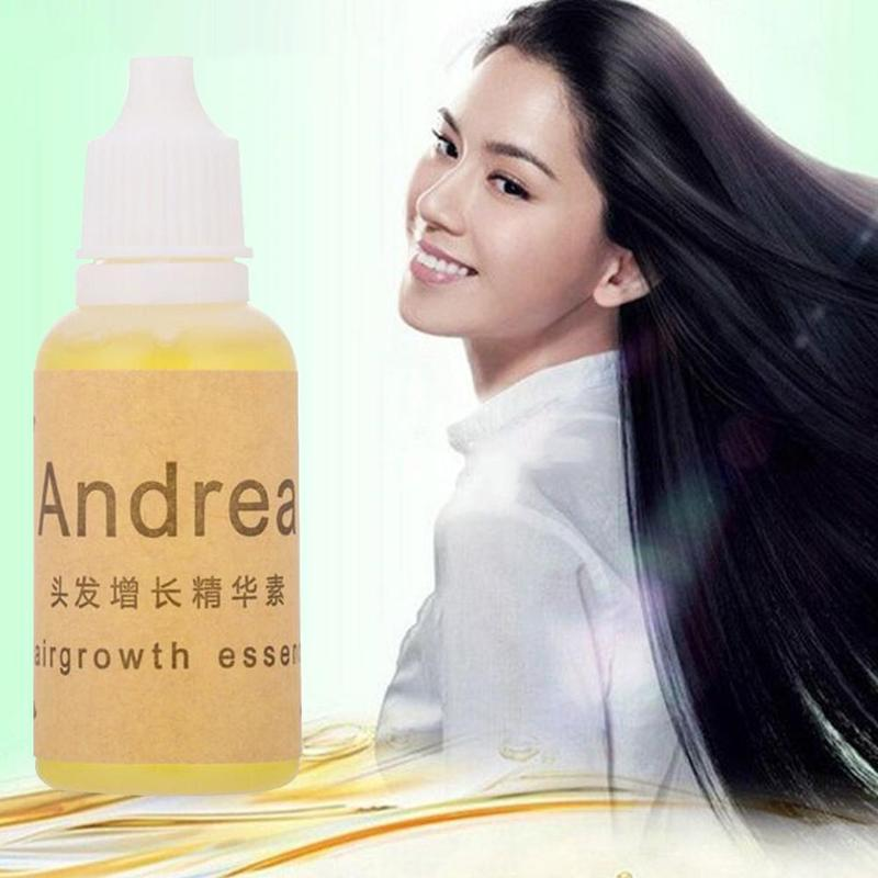 20ml Andrea Hair Growth Oil Essence Thickener for Hair Growth Serum Hair Loss Product 100% Natural Plant Extract Liquid Oil 3