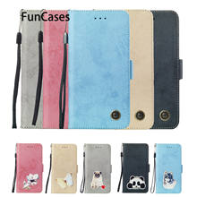 Case For Samsung A6 Plus 2018 PU Wallet Case sFor Samsung Galaxy A6+ A3 2017 A5 A6S A7 A750 A8 A9 J2 Core J3 J4 Plus J5 J6 J7 J8(China)