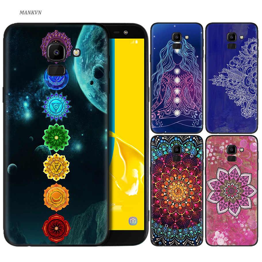 Фото Силиконовый чехол для телефона samsung Galaxy J4 J6 A6 A8 плюс A7 A9 J8 2018 A5 2017 мягкая задняя