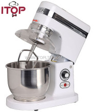 5L Raisable head electric large industrial food mixer