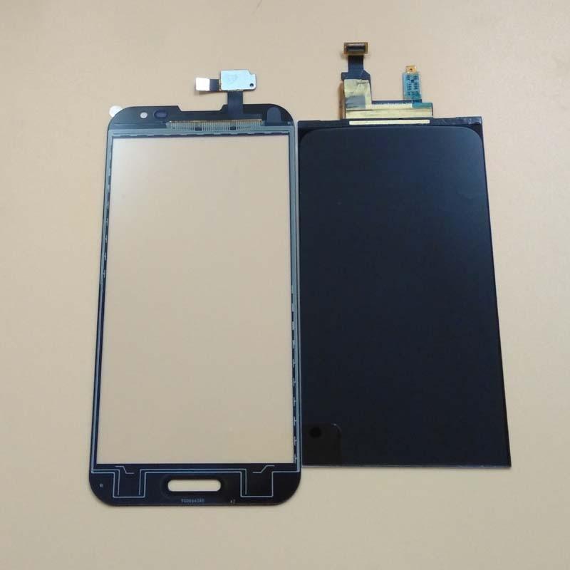 For LG Optimus G Pro E980 E985 E988 F240 Black / White Touch Screen Digitizer Glass + LCD Display Monitor Panel Screen