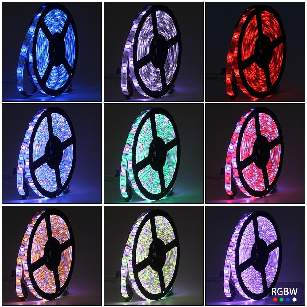 HTB1QgeNtuSSBuNjy0Flq6zBpVXaQ DC12V 5M LED Strip 5050 RGB,RGBW,RGBWW 60LEDs/m Flexible Light 5050 LED Strip RGB White,Warm white,Red,Blue,Green