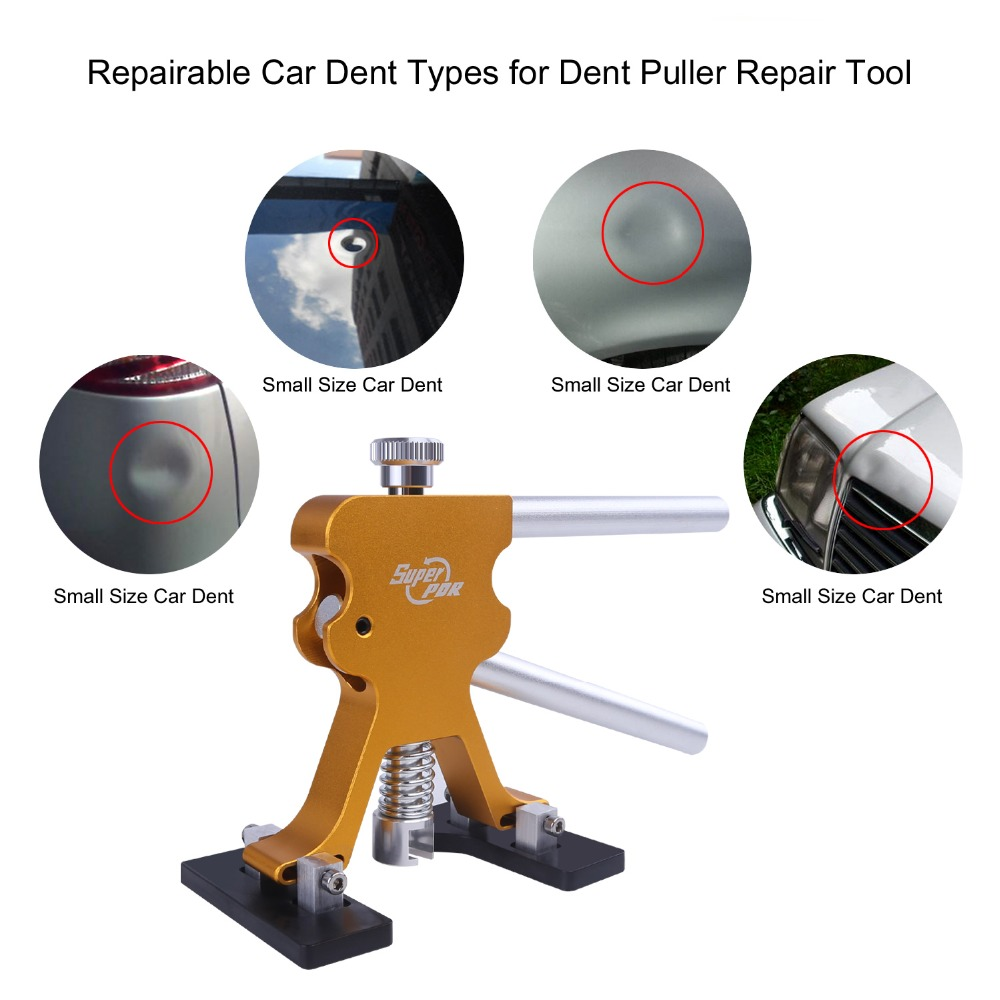 Gold PDR Tool Dent Lifter (9)