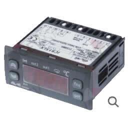 Электронный контроллер ELIWELL IC915, монтажные измерения 71x29 мм 230 В, напряжение переменного тока