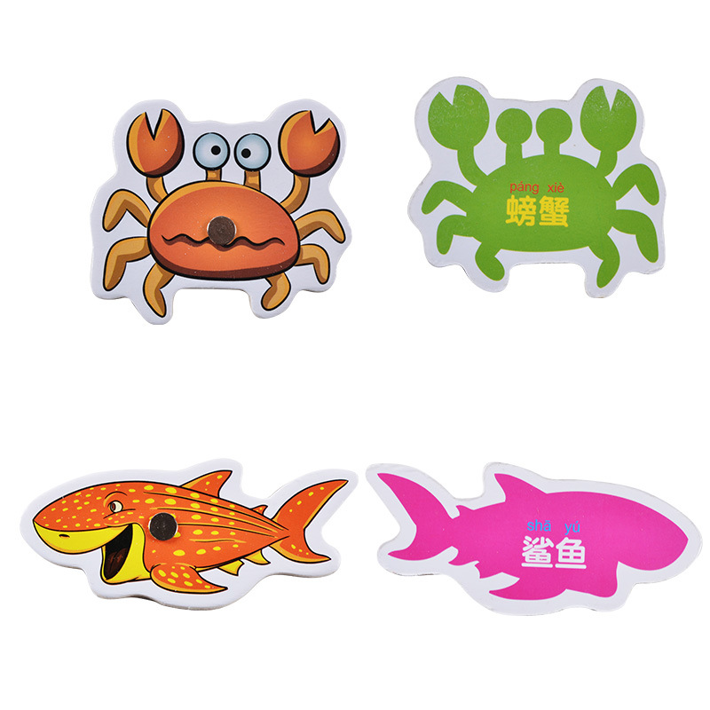 Kids-Fishing-Toys-32Pcs-Fish-Wooden-Magnetic-Fishing-Toy-Set-Fish-Game-Children-Educational-toys-for-Boy-G-3