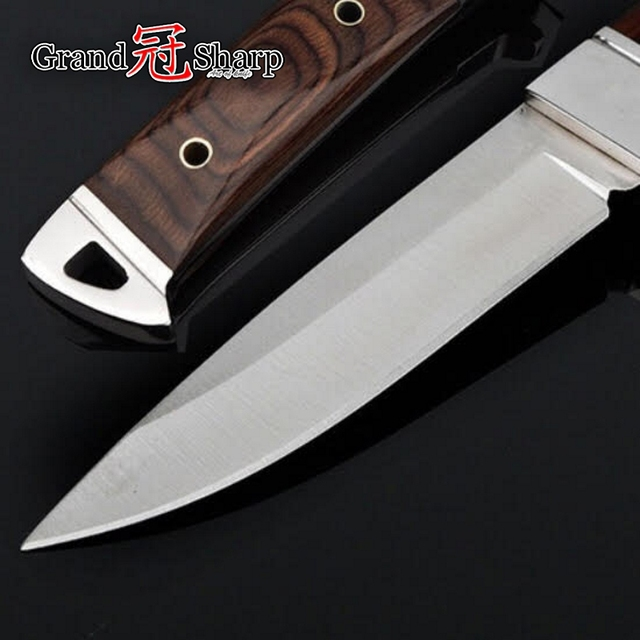 Utility Chef knife Kitchen Knives Tactical hunting knife outdoor camping survival folding knives Defense Fishing Hiking Tools 2