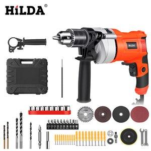 HILDA Impact electric drill El
