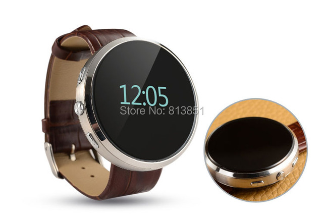 Bluetooth Smart Watch D360 wristwatch sync phonebook sports sleep track for Android  Smartwatch for Samsung iphone Phones