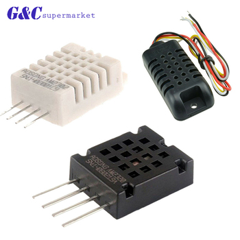 цена на DHT11 Digital Temperature and Humidity Sensor  DHT22 AM2302B AM2301 AM2320 Temperature and Humidity Sensor For Arduino AM2302