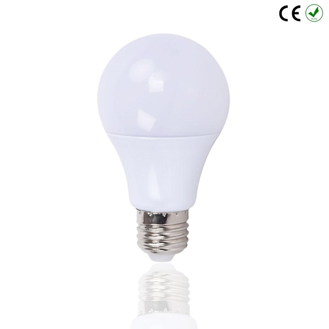 Free Shipping Lampada LED Bombillas LED Bulb Lamps 85-220V Light Real Power 3W 5W 7W 9W 12W High Brightness SMD2835 E27