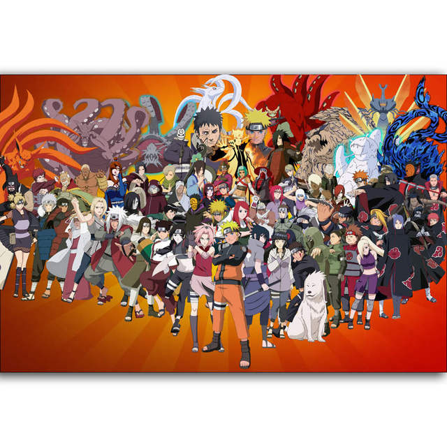 naruto all characters 91189 loadtve