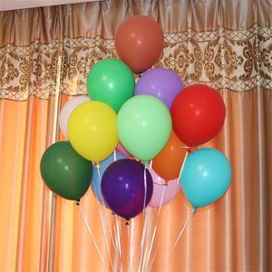 Image 2 - Black Balloons 50pcs 12 Inch 2.2g Wedding Decoration Latex Balloons For Happy Birthday Inflatable Helium Party Balloons Supplies