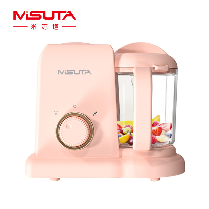 Feeding machine cooking and stirring a multi function baby food processor grinder grinding machine.