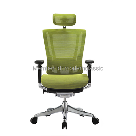 Nefil L AB HAM Luxury High Back Office Mesh Chair Ergohuman V2 Ergonomic