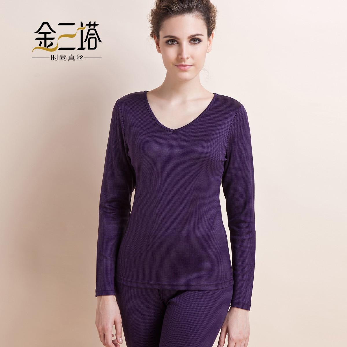 Popular Silks Long Underwear-Buy Cheap Silks Long Underwear lots ...