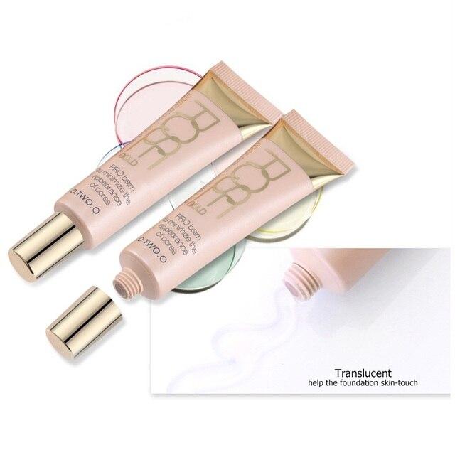 O dos O maquillaje Primer crema Base profesional completa crema hidratante Primer maquillaje de larga duración con control de aceite