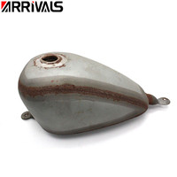 Motorcycle Cafe Racer Retro Fuel Tank & Vintage Petrol Gas Can Gasoline Tanks Fit For Steed VLX400/600