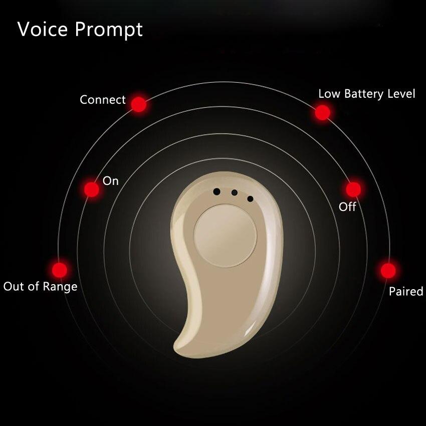 Aimitek S530 Mini Auriculares Inalámbricos con Bluetooth Auriculares - Audio y video portátil - foto 6