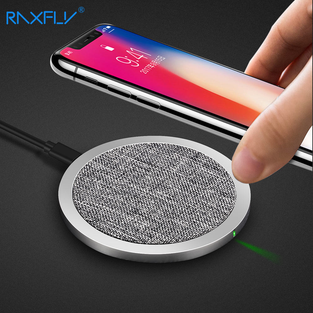 RAXFLY Qi Wireless Charger For s