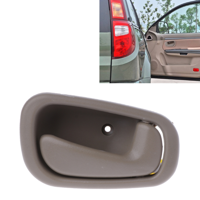 Outer Door Handle 2PCS Front For Toyota Corolla 1998-2002 Non-Painted