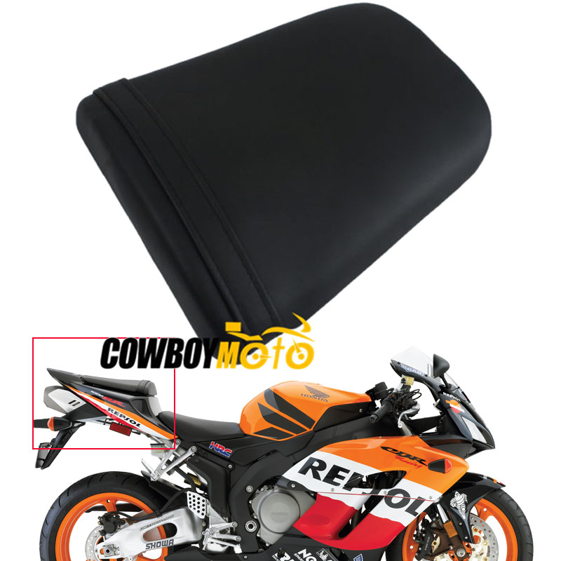 Us 22 85 8 Off Motorcycle Rear Pillion Passenger Seat Cushion Pad For Honda Cbr600rr Cbr 600rr 2003 2004 2005 2006 Cbr 1000 Rr 04 05 06 07 On