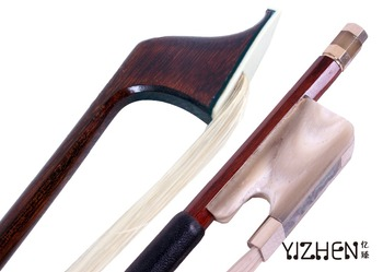 c18faa1f6 Buena Chelos arco Brasil madera Caracol cuerno del buey de la rana de alta  calidad artista