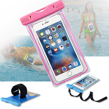Waterproof Case For Oukitel k6000 plus k4000 k7000 u7 pro u8 c3 c4 c2 u7 plus u15 Underwater Case Phone Pouch Diving Bag Covers