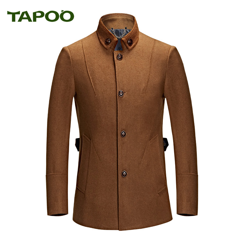 Popular Men's Wool Winter Coats-Buy Cheap Men's Wool ...