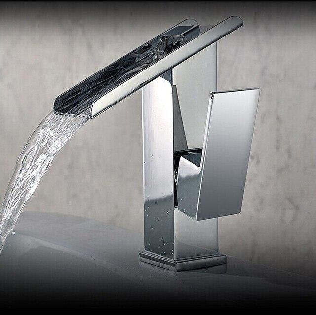 Mitigeur en laiton bassin robinet classique salle de bains robinet ...
