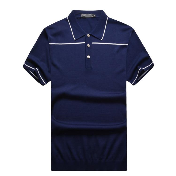 Style À shirt Manches Navy dark down Tissu D'été Gratuite Collar Blue Respirant Hommes Casual Courtes Blue 2016new Mode sky Bref T Turn Blue Livraison De wqAIn8E