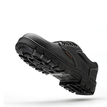 AC13006 Heavy Duty Sneakers Steel Toe Rubber Outsole Anti-Smashing Breathable Light Weight Resistant Shoes