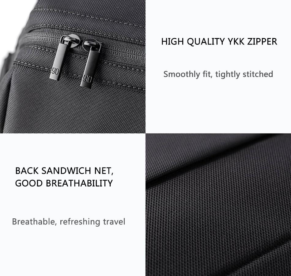 Xiaomi 90FUN Bag Commuter Backpack 10
