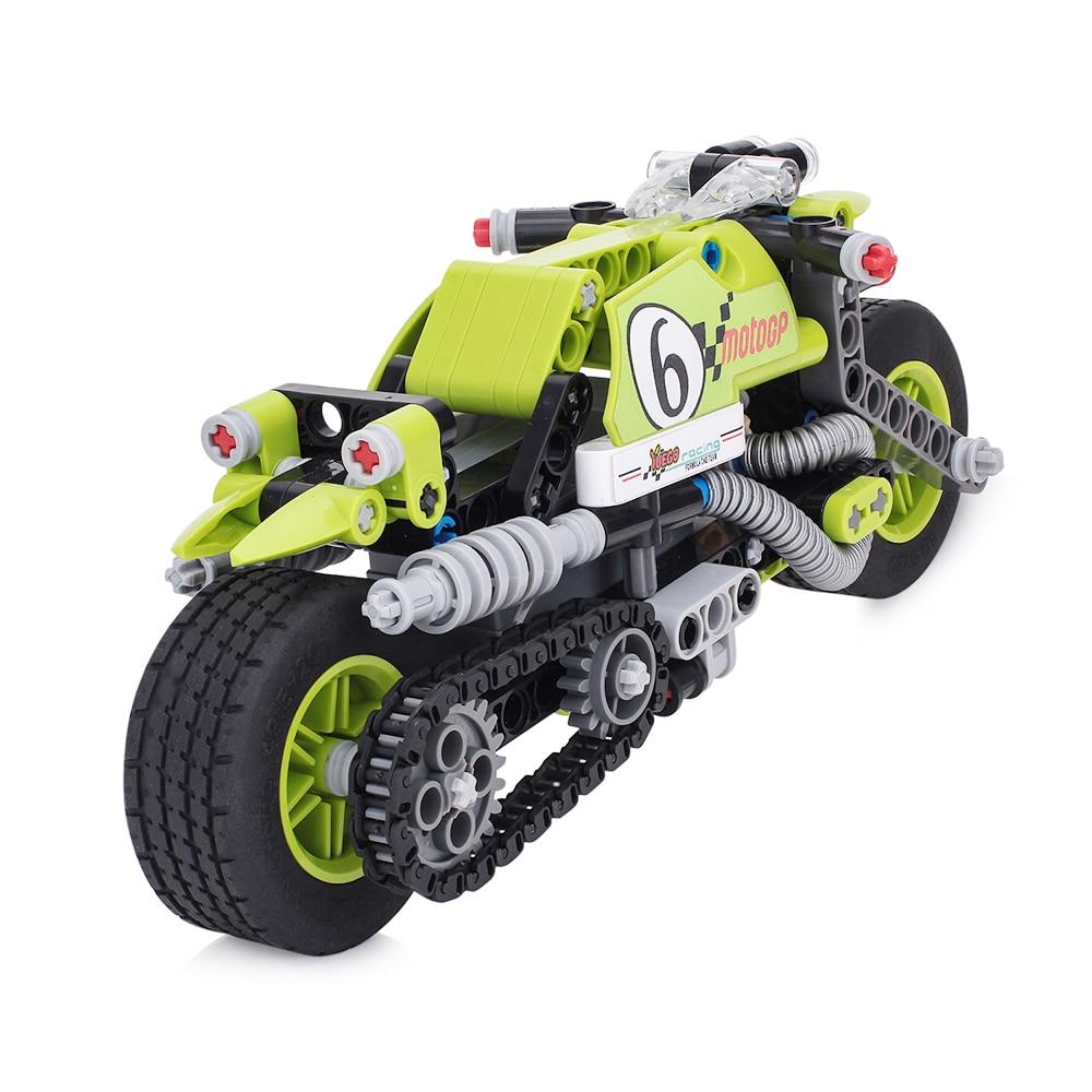 Tehnički motor dječji blok obrazovne igračke za djecu dječaci - Izgradnja igračke - Foto 4