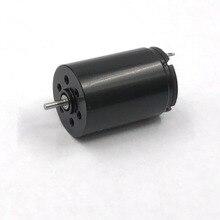 1725 17 мм Мини Бескаркасный двигатель постоянного тока 12 В 12000/15000 об./мин высокоскоростной полый двигатель Замена для роторной тату машины