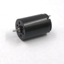 1725 17mm Mini sans noyau moteur cc 12V 12000/15000 tr/min haute vitesse tasse creuse moteur remplacement pour Machine à tatouer rotatif