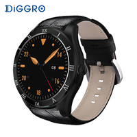 Diggro DI05 512MB 8GB Smart Watch MTK6580 Bluetooth 4 0 Support 3G NANO SIM Card WIFI