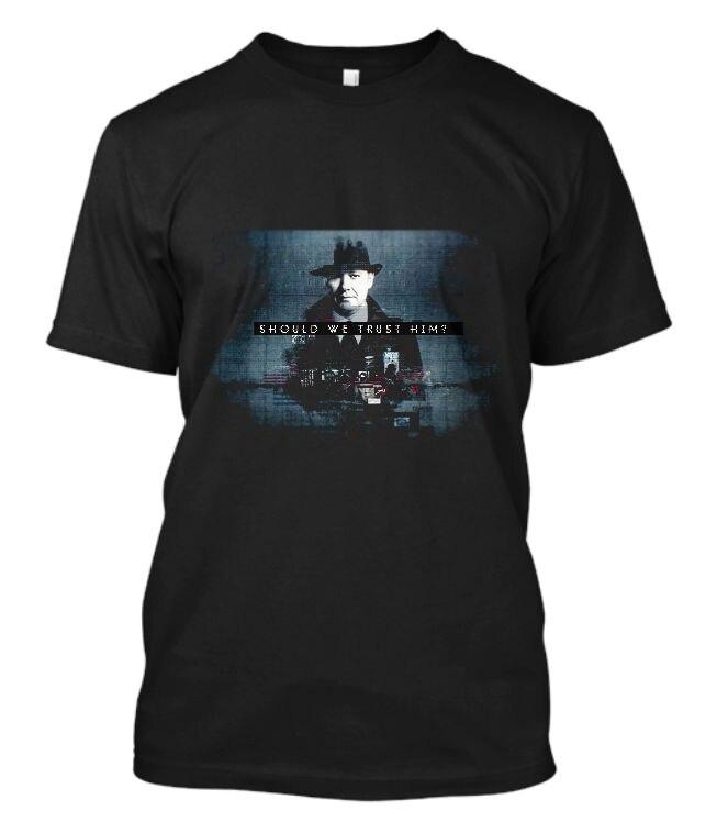 Неофициальный черный список друзей Реймонд Для мужчин черный футболка Размеры S до 5xl ...