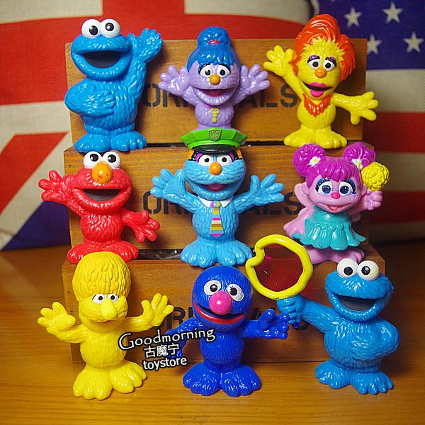 Sesame Street Toys : Popular sesame street figures buy cheap