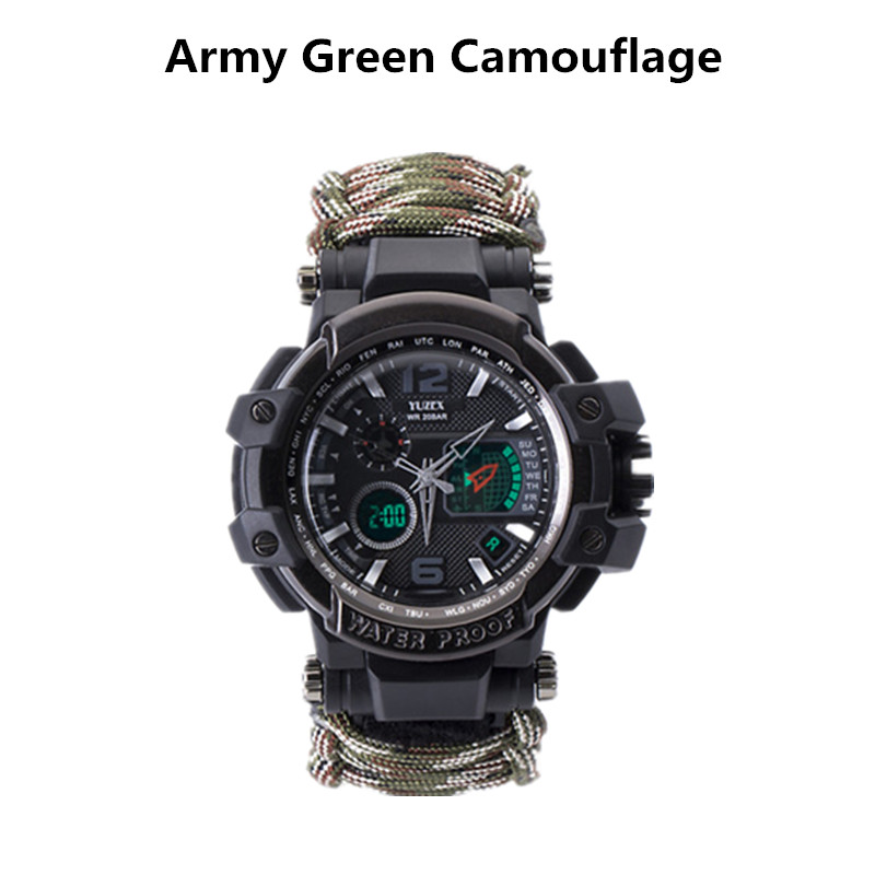 Army Green Camo