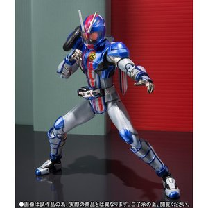 Image 3 - PrettyAngel   Genuine Bandai Tamashii Nations S.H.Figuarts Exclusive Kamen Rider Drive Kamen Rider Mach chaser Action Figure
